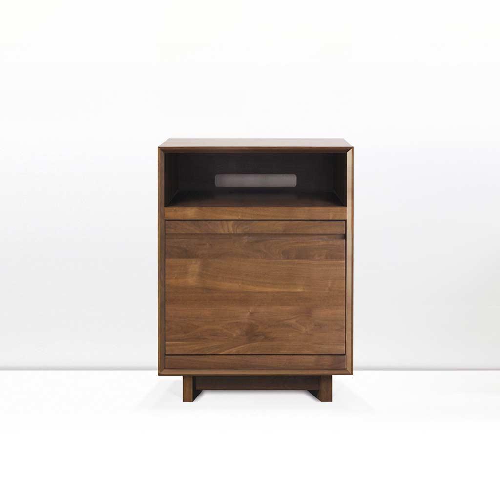 AERO LP Media Cabinet Wooden
