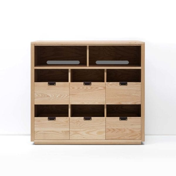 Dovetail Turntable Sonos Cabinet